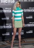 Clara Lago attends 'Cronica De Una Tormenta' Photocall at Casa de America in Madrid, Spain