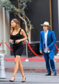 Hailey and Justin Bieber attend musician Harv's wedding in Los Angeles