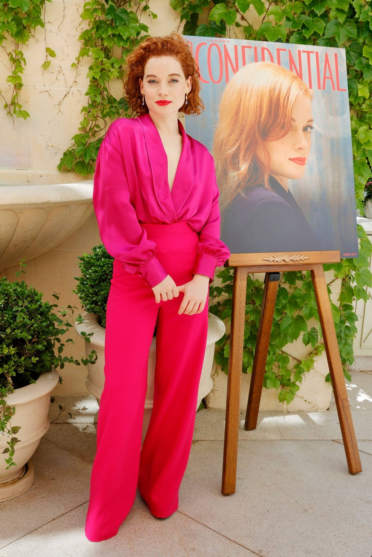 Jane Levy attends as Los Angeles Confidential celebrates Women of Influence in Beverly Hills, California