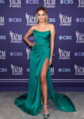 Kelsea Ballerini attends the 56th Academy of Country Music Awards at the Grand Ole Opry in Nashville, Tennessee