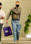 Sophie Turner and Joe Jonas step out to get some shopping done in Los Angeles