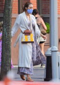 Blake Lively steps out with her family in New York City