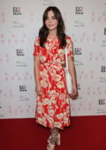 Jenna Coleman attends the Premiere of 'Rare Beasts' in London, UK