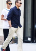 Irina Shayk and Bradley Cooper step out together in New York City