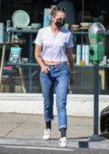 Kristen Stewart seen leaving Stark Waxing Studio in Los Angeles