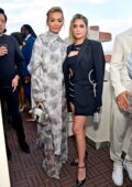 Rita Ora and Ashley Benson attend the Coin Cloud Cocktail Party in Los Angeles