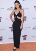 Victoria Justice attends the 28th annual Race To Erase MS Gala at the Rose Bowl in Pasadena, California