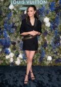 Alicia Vikander attends the Louis Vuitton: Talent & Influencer Facebook dinner at La Vigie in Monte Carlo, Monaco