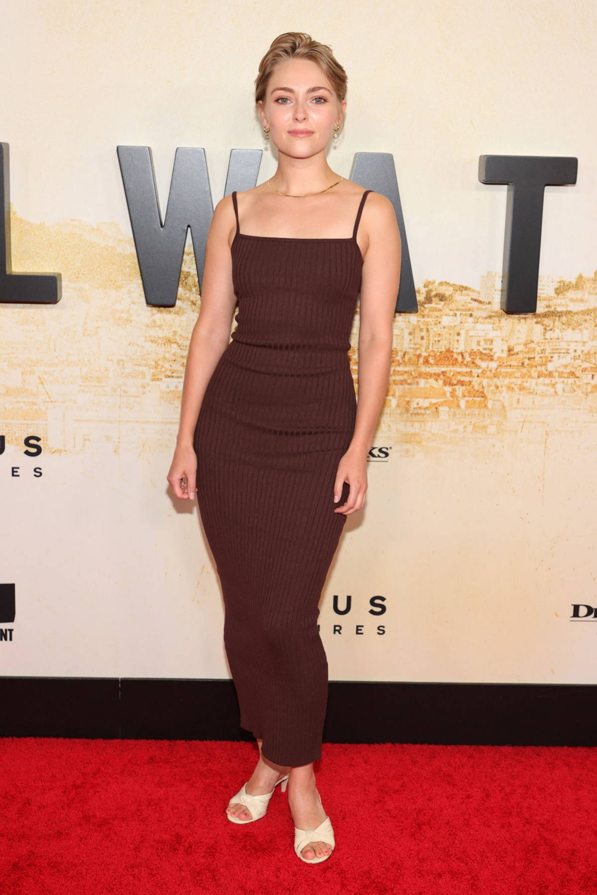 AnnaSophia Robb attends the New York Premiere of 'Stillwater' at Rose Theater, Jazz at Lincoln Center in New York City