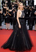 """Diane Kruger attends the """"Tout S'est Bien Passe"""" screening during the 74th annual Cannes Film Festival in Cannes, France"""