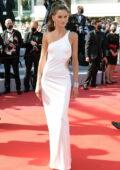 Izabel Goulart attends the Premiere of 'Benedetta' during the 74th annual Cannes Film Festival in Cannes, France