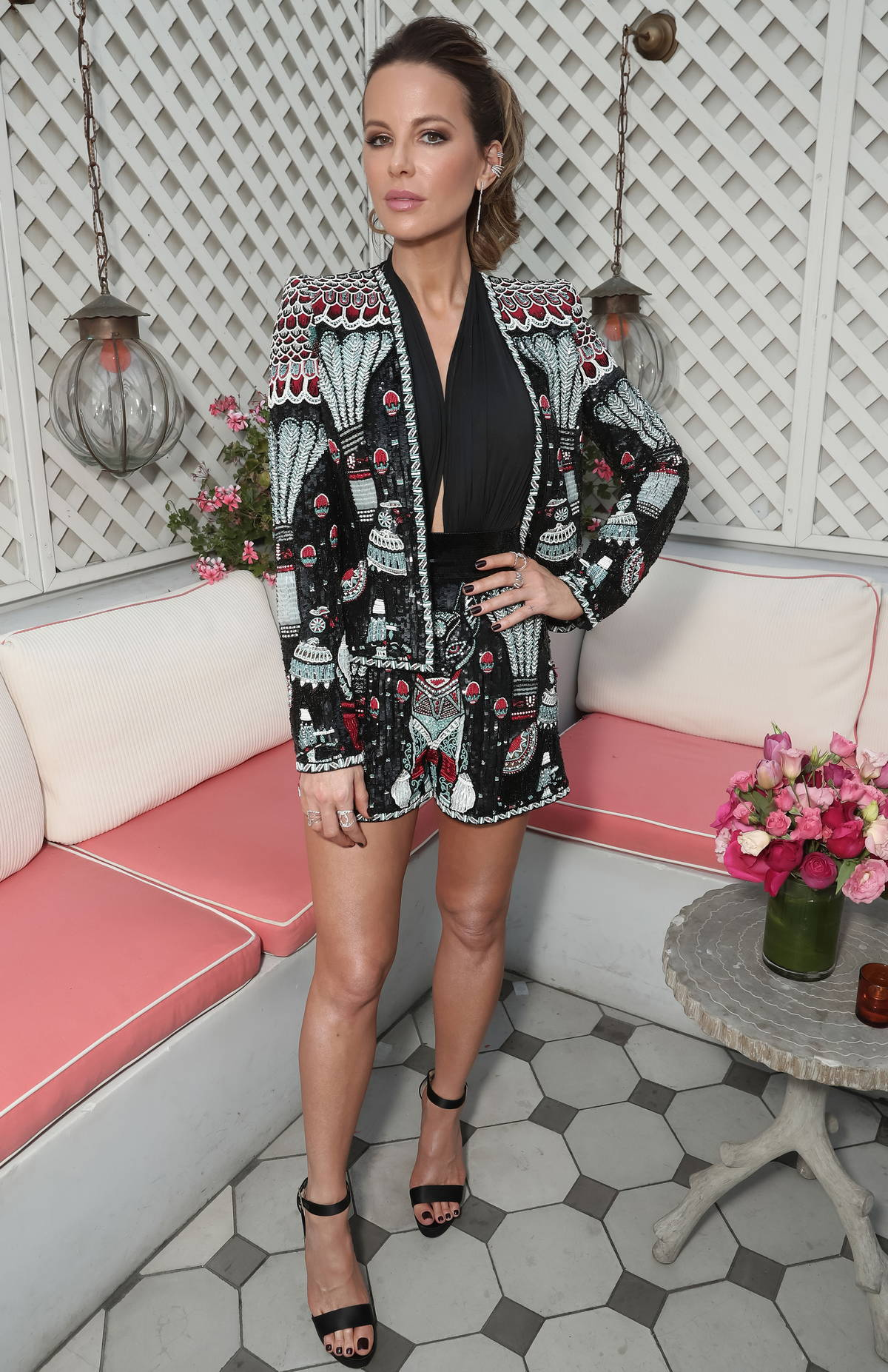 Kate Beckinsale attends a special screening for 'Jolt' in Los Angeles