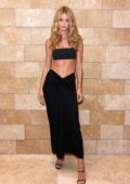 Kate Bock attends the 2021 Sports Illustrated Swimsuit Edition launch event in Hollywood, Florida