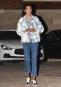 Kelly Gale and Joel Kinnaman seen arriving at Nobu for a late dinner date in Malibu, California