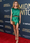 Sistine Stallone attends a Special Screening of 'Midnight In The Switchgrass' at Regal LA Live in Los Angeles
