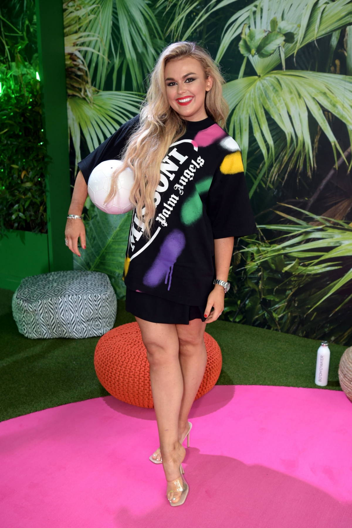 Tallia Storm attends TikTok For You House Brought To You By Westfield in London, UK