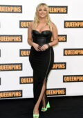 Bebe Rexha attends the Photocall for 'Queenpins' at Four Seasons Hotel at Beverly Hills in Los Angeles