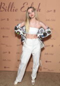 Dove Cameron attends as Billie Eilish and Spotify celebrate 'Happier Than Ever: The Destination' in Los Angeles