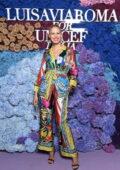 Karolina Kurkova attends the 2021 LuisaViaRoma for UNICEF Italia event in Capri, Italy
