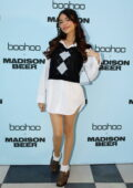 Madison Beer attends boohoo x Madison Beer Launch Event at Pendry West Hollywood in Los Angeles