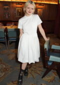 Maisie Williams hosts a private dinner to celebrate the launch of new film production company 'Rapt' in London, UK