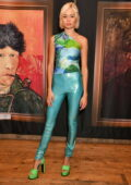 Nina Nesbitt attends the launch of Van Gogh: The Immersive Experience at The Old Truman Brewery in London, UK