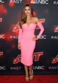 Sofia Vergara attends 'America's Got Talent' Season 16 Live Shows at Dolby Theatre in Hollywood, California