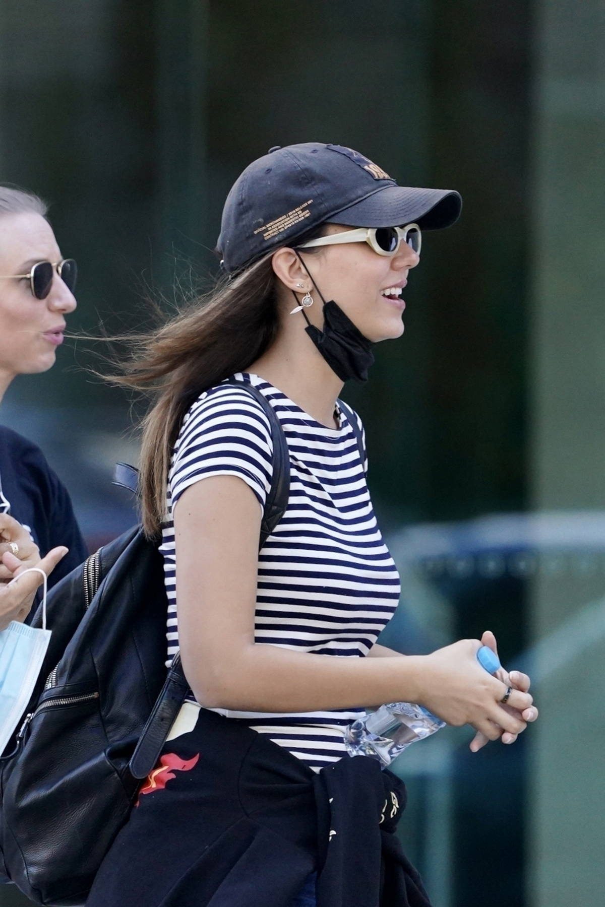 Victoria Justice spotted out ahead of her filming for 'Lost & Found' in Gold Coast, Australia