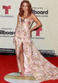 Anitta attends the 2021 Billboard Latin Music Awards at Watsco Center in Coral Gables, Florida