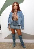 Anitta attends the 2021 Billboard Latin Music Week in Miami, Florida