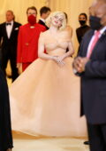 Billie Eilish attends The Met Gala Celebrating In America: A Lexicon Of Fashion at Metropolitan Museum of Art in New York City