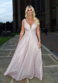 Christine McGuinness attends The National Diversity Awards at The Cathedral in Liverpool, UK