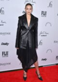 Gigi Hadid attends the 2021 Daily Front Row Fashion Media Awards in New York City