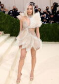 Hailee Steinfeld attends The Met Gala Celebrating In America: A Lexicon Of Fashion at Metropolitan Museum of Art in New York City