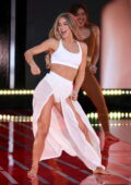 Julianne Hough performs onstage during the 2021 Global Citizen Live in Los Angeles
