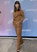 Lena Meyer-Landrut attends 'a lot less by Lena Meyer-Landrut Show' during About You Fashion Week in Berlin, Germany