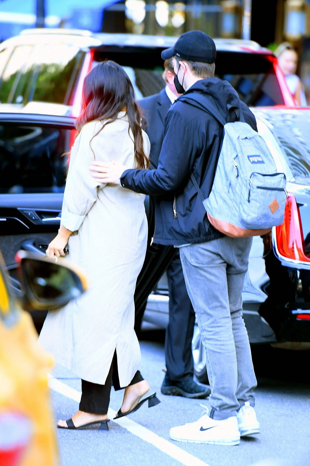 Olivia Munn steps out with boyfriend John Mulaney in New York City
