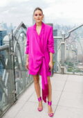 Olivia Palermo attends Cinq à Sept Spring-Summer 2022 show during New York Fashion Week in New York City