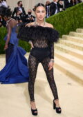 Olivia Rodrigo attends The Met Gala Celebrating In America: A Lexicon Of Fashion at Metropolitan Museum of Art in New York City