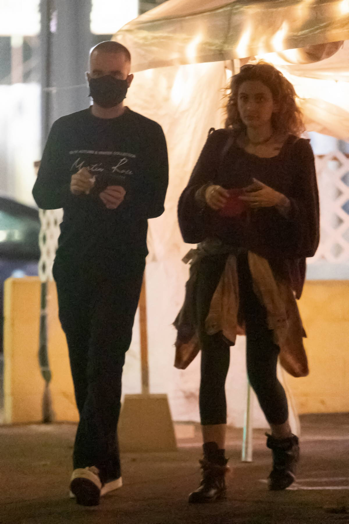 Paris Jackson goes on a sushi date with a mystery man in Los Angeles