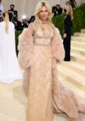 Sienna Miller attends The Met Gala Celebrating In America: A Lexicon Of Fashion at Metropolitan Museum of Art in New York City