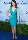 Aimee Teegarden attends the 14th Annual Oceana SeaChange Summer Party in Laguna Beach, California