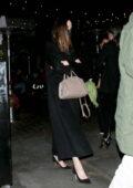Angelina Jolie steps out for dinner with her ex-husband Jonny Lee Miller in Los Angeles