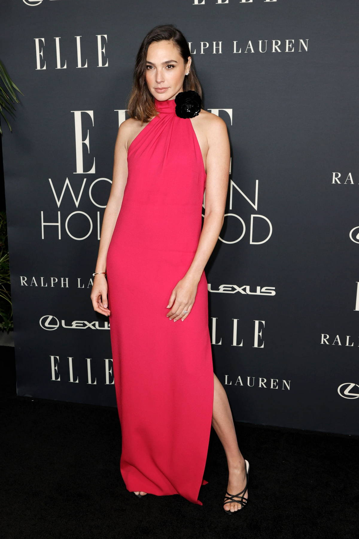 Gal Gadot attends ELLE's 27th Annual Women In Hollywood Celebration in Los Angeles