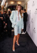 Lorena Rae attends the House of Schwarzkopf Grand Opening photocall in Berlin, Germany