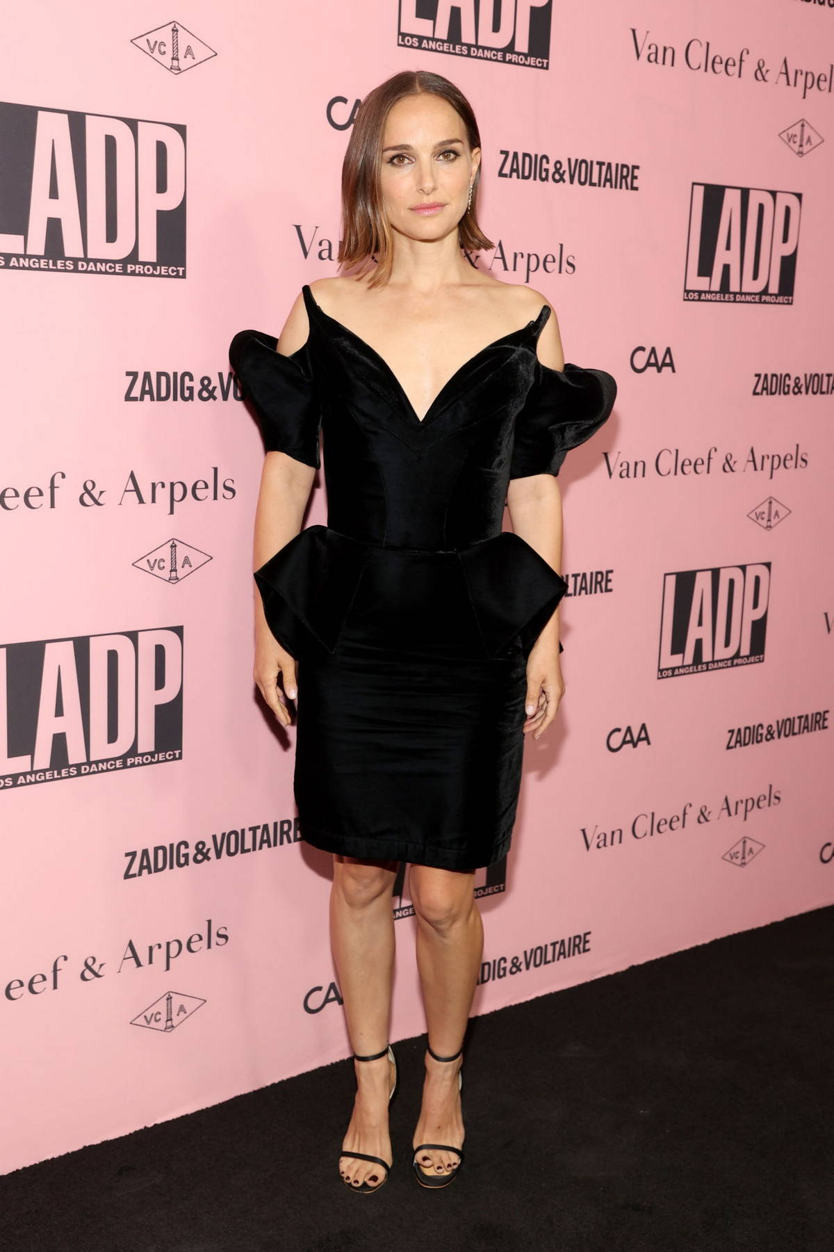 Natalie Portman attends the Unforgettable Evening Under The Stars to Benefit LA Dance Project in Los Angeles