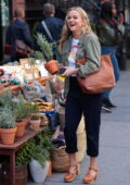 Reese Witherspoon is all smiles while filming her new 'Untitled' show in New York City