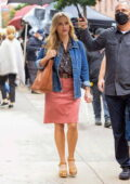 Reese Witherspoon spotted on the set of 'Your Place or Mine' while filming in Brooklyn, New York