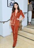 Victoria Justice attends the Rachel Zoe Curateur event in Beverly Hills, California